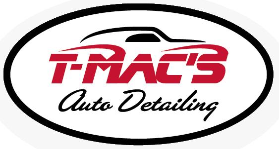 T-Macs Auto Detailing Logo